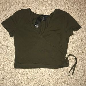 Forever 21 Crop top NWT